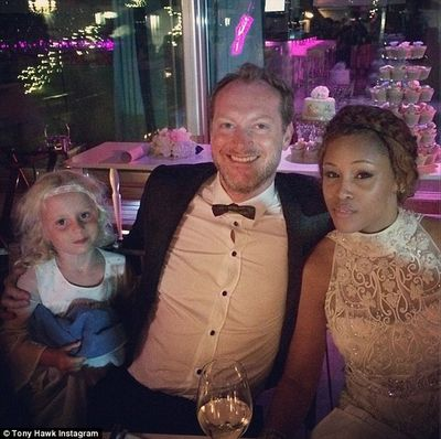 Eve and Max Marry in Spain